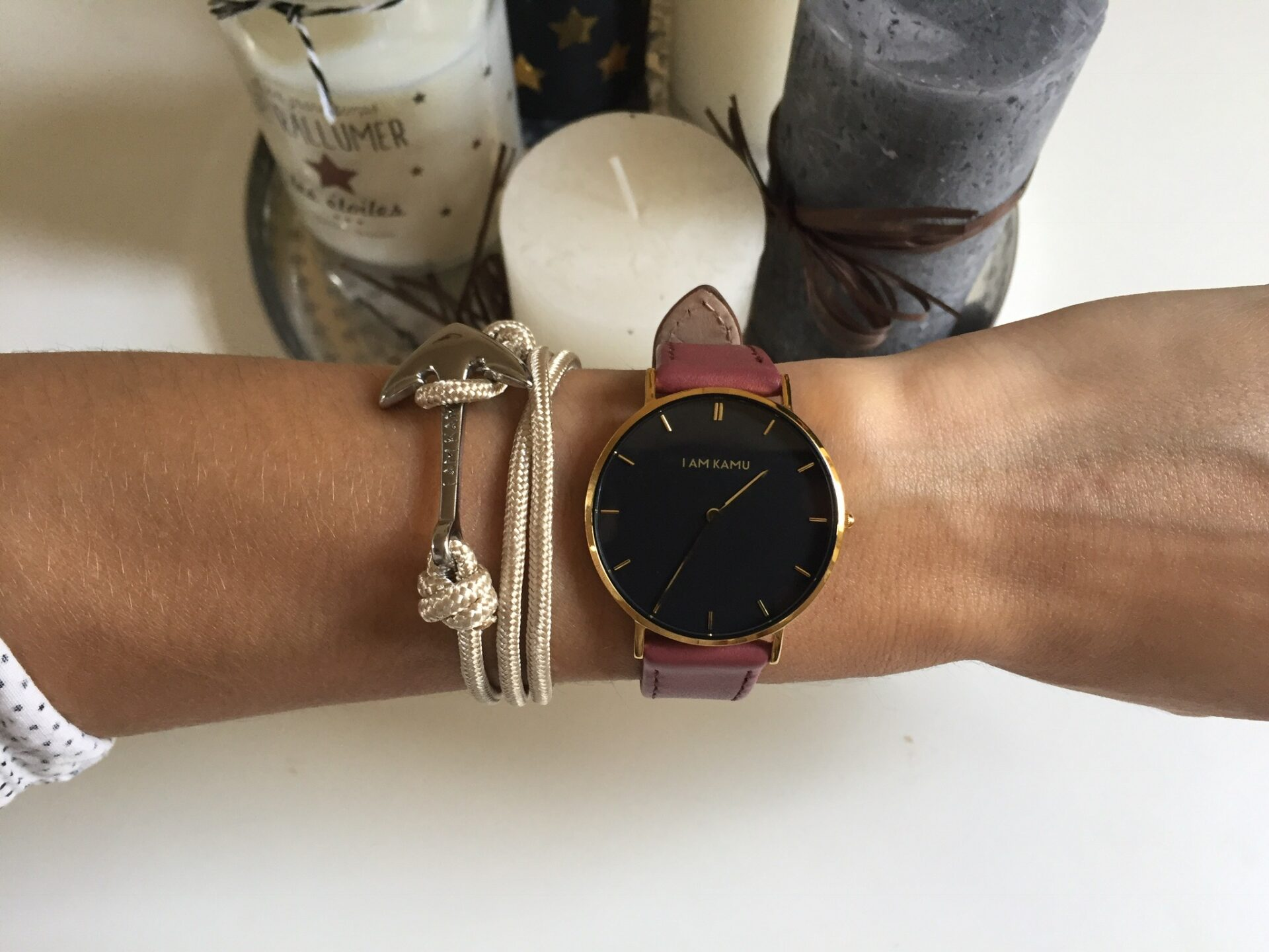i am kamu bracelet femme